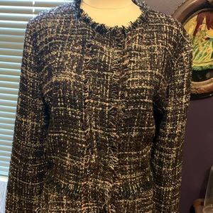 Women's Halogen Tweed Blazer